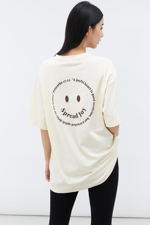 JOY長版T恤