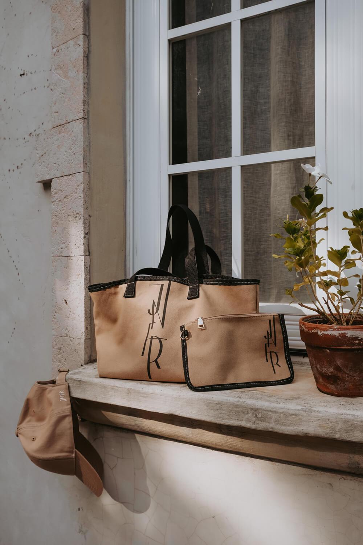 JNFR品牌訂製帆布手提袋