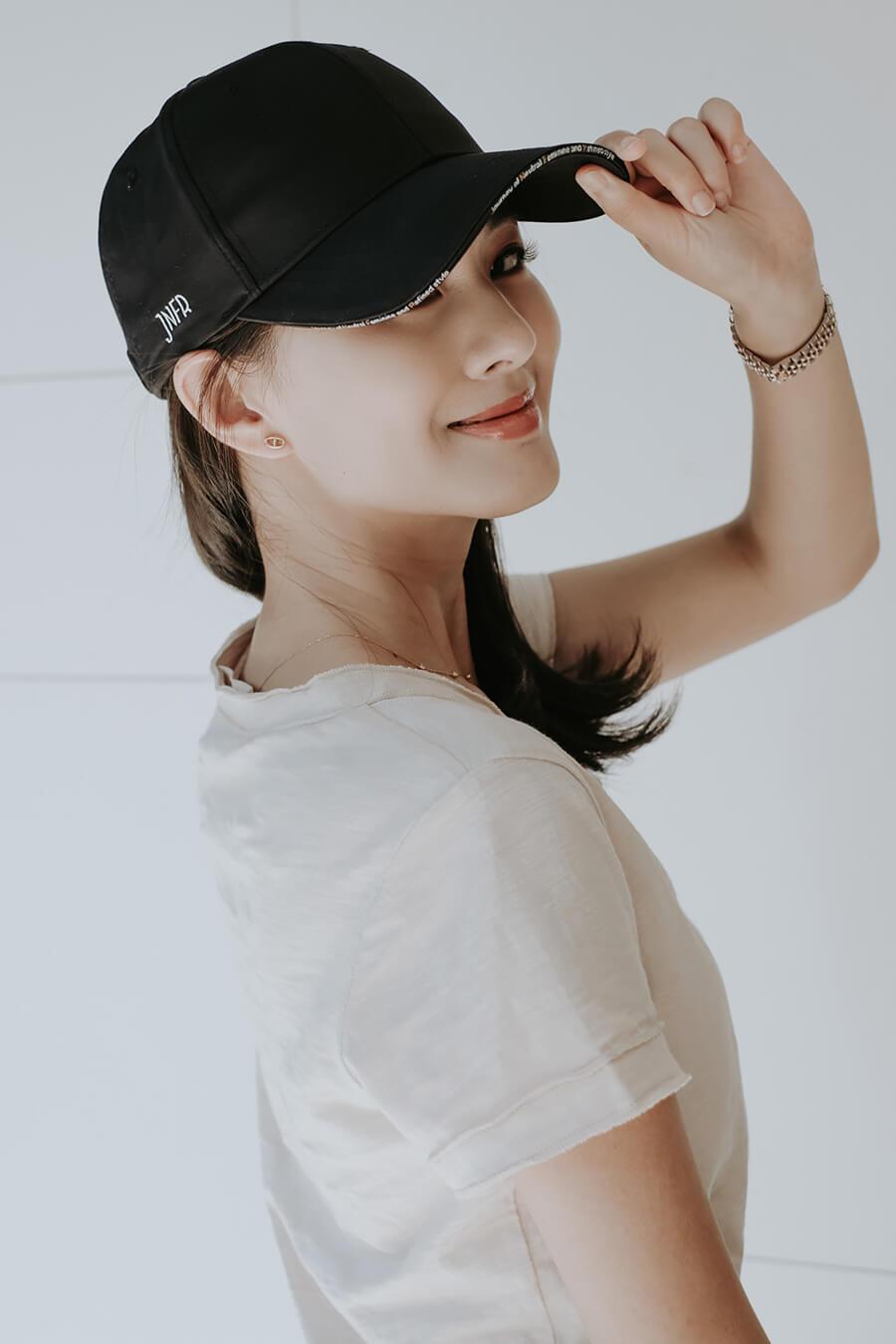 品牌繡花棒球帽