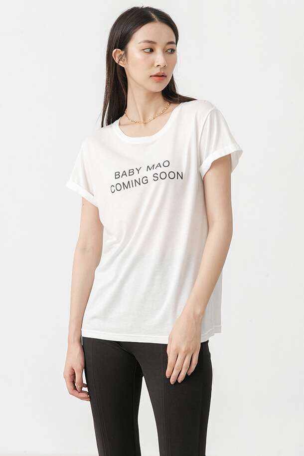 客製化文字印花T恤