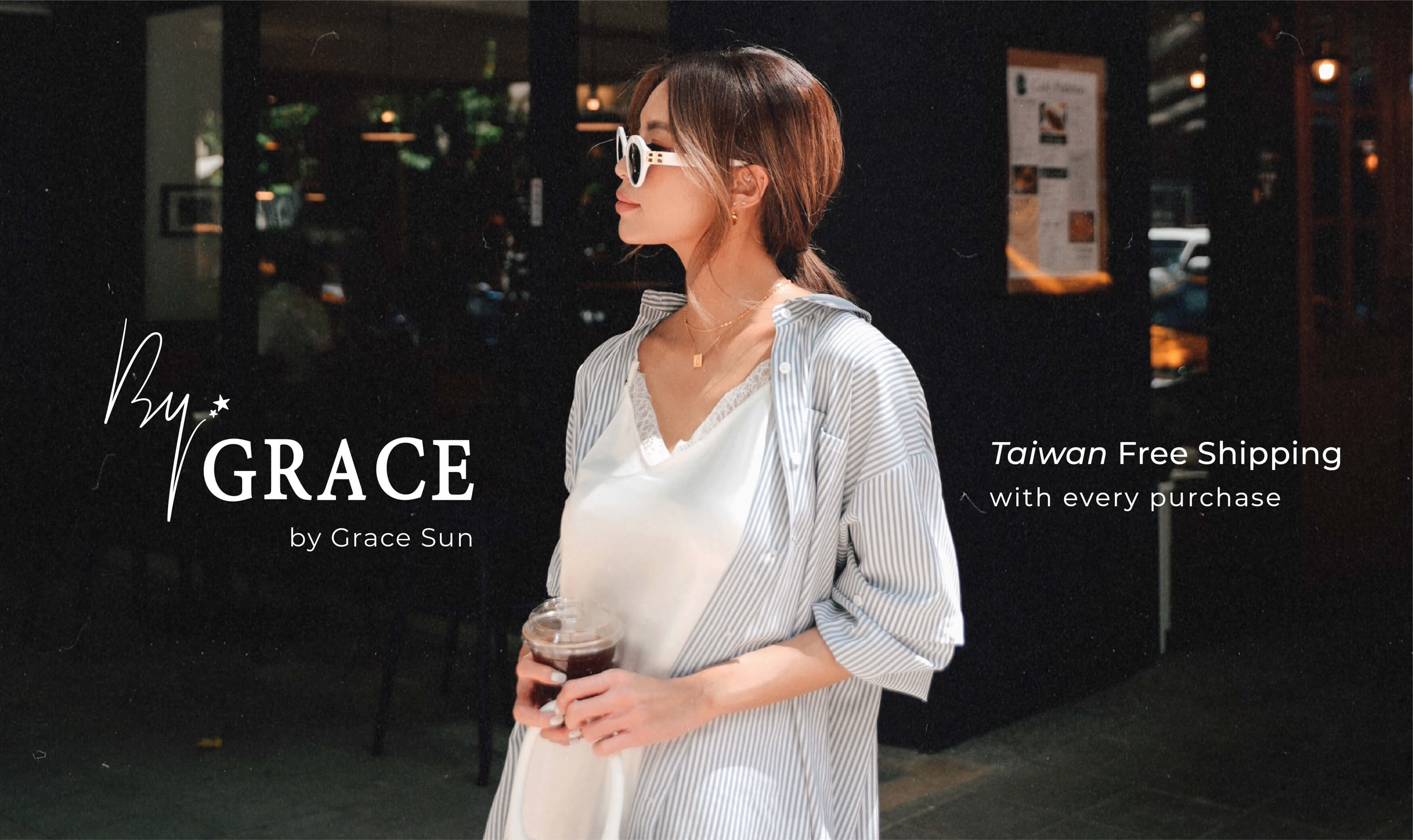 NEW IN | By GRACE Sep. Collection