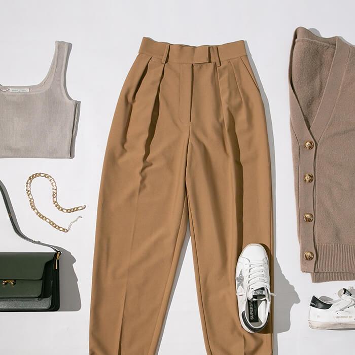 What to Wear   西裝褲的造型提案